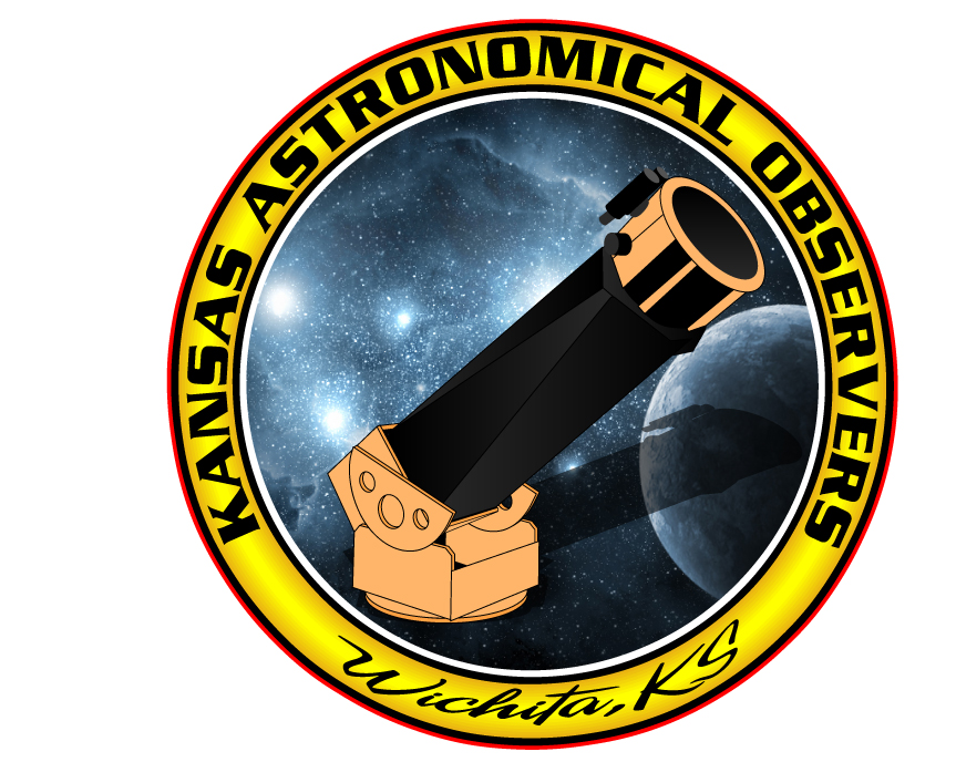 Kansas Astronomical Observers Logo